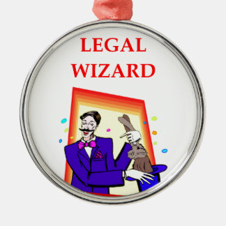 lawyer christmas ornament