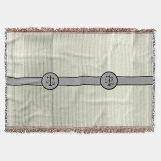 Lawyer Easy Customized Presents Throw Blanket
