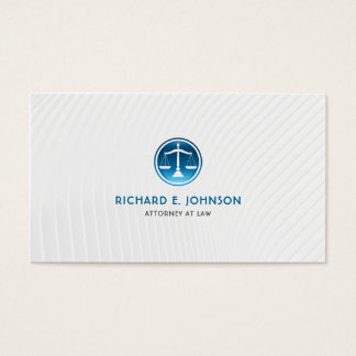 Lawyer Firm Attorney of Law Blue Justice Scales