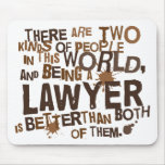 Lawyer Gift Mousemats