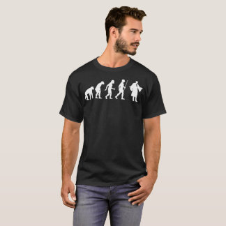 Lawyer Human Evolution Funny Tshirt