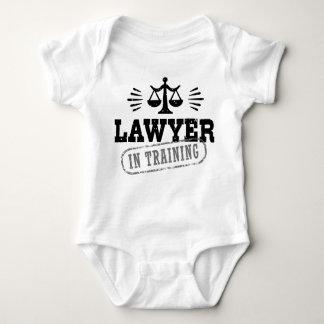Lawyer In Training Baby Bodysuit
