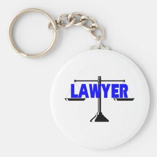 Lawyer Key Ring