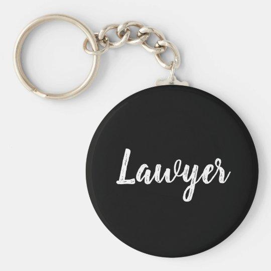 Lawyer Keychain
