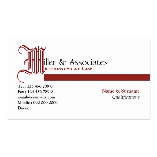 Create your own tax lawyer business cards page6 lawyer law legal attorney firm business card templates reheart Choice Image