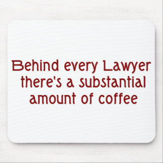 Lawyer Mouse Pad