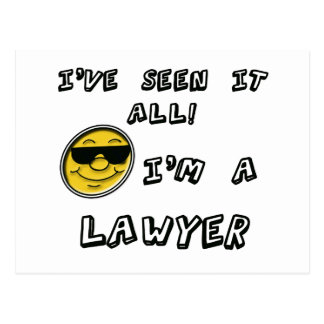 Lawyer Postcard