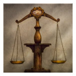 Lawyer - Scale - Fair and Just