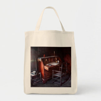 Lawyer - Writer - Where law began Tote Bags
