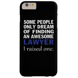 LAWYER'S DAD BARELY THERE iPhone 6 PLUS CASE