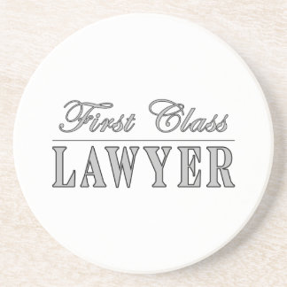 Lawyers First Class Lawyer Coaster