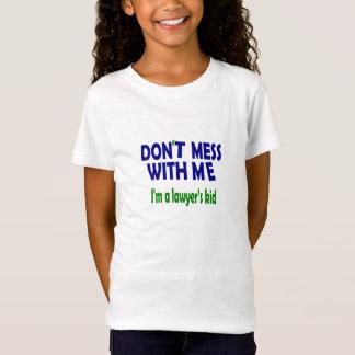 Lawyers Kid - Customized T-Shirt