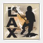 lax6 square sticker