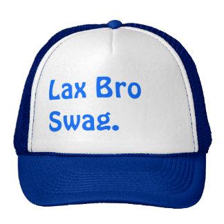 Lax Bro Swag Cap