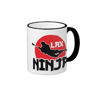 LAX Ninja Lacrosse Mug