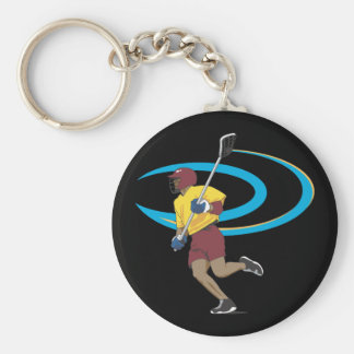 LAX Player Key Chain