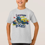 LaX Rocks gear T-Shirt