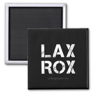 LAX ROX - Magnet