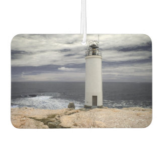Laxe Lighthouse | Galicia, Spain Car Air Freshener
