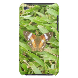 Layer butterfly barely there iPod cover