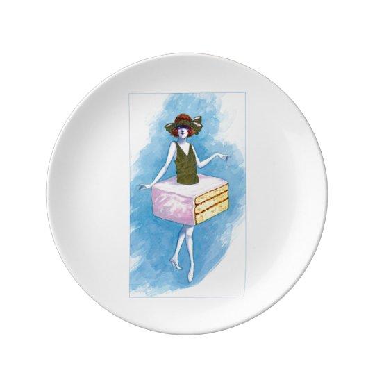 Layer Cake Plate