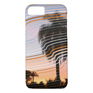 LAYER COCONUT PALM Phone 8/7 iPhone 8/7 Case