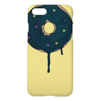 Layer Donut Space iPhone 8/7 Case