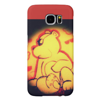 layer for galaxy S6 subject bear Samsung Galaxy S6 Cases