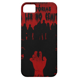 Layer for Iphone 5 - Stories to be read in the cem iPhone 5 Case