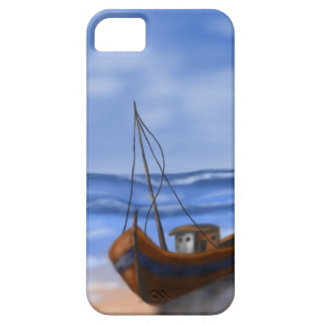 Layer for Iphone with Landscape iPhone 5 Cover
