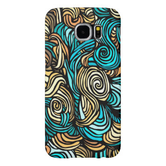 Layer for Samsung Galaxy S6 Mixture of Colors Samsung Galaxy S6 Cases