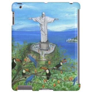 Layer Ipad Redeeming Christ iPad Case