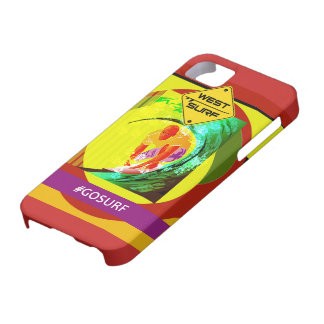 Layer iPhone 5 Go Surf Barely There iPhone 5 Case