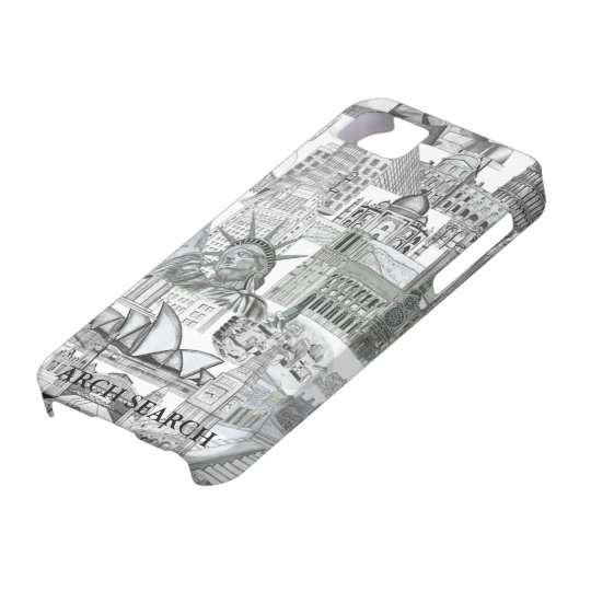 Layer iPhone 5 Mural Arch Search iPhone 5 Cases