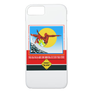 Layer iPhone 7 Day of Surf iPhone 7 Case