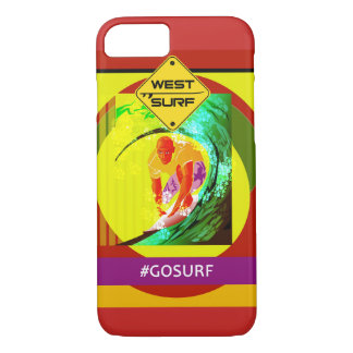 Layer iPhone 7 Go Surf iPhone 8/7 Case