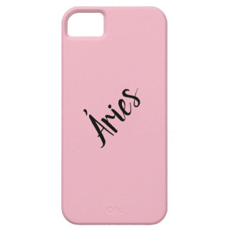 Layer of cellular Aries some models iPhone 5 Case