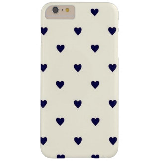 Layer of iPhone Hearts Barely There iPhone 6 Plus Case