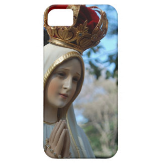 Layer of Ours Mrs. of Fátima for Iphone 5 Barely There iPhone 5 Case