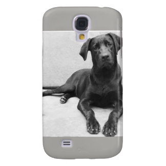 Layer Samsung S4 Labrador Galaxy S4 Case