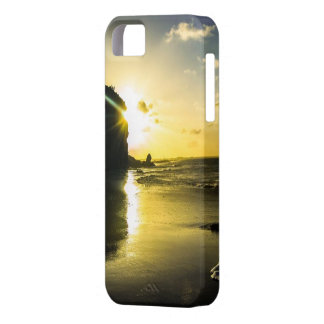 Layer Sun Beach iPhone 5 Barely There iPhone 5 Case