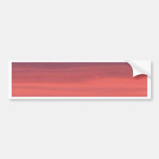 Layered Bumper Sticker
