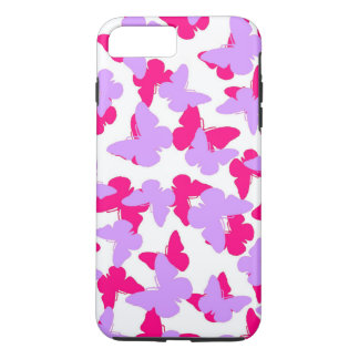 Layered Butterflies iPhone 8 Plus/7 Plus Case