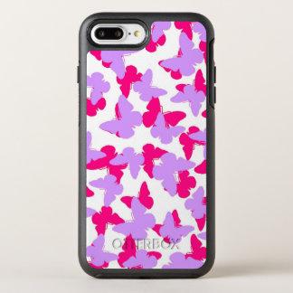 Layered Butterflies OtterBox Symmetry iPhone 8 Plus/7 Plus Case