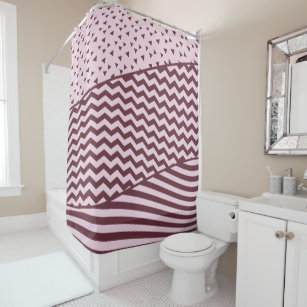 pale pink shower curtain. Layers  Dark Red And Pale Pink Shower Curtain Curtains Zazzle Co Uk