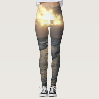 Layers Of Tranquility Leggings