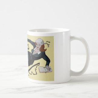 Laying Down The Law mug