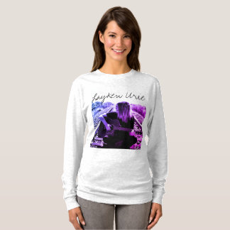 Layken Urie Railroad Long Sleeve T-Shirt