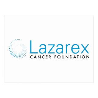 Lazarex: Traditional Logo Postcard