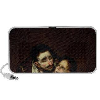 Lazarillo de Tormes 1819 Portable Speakers